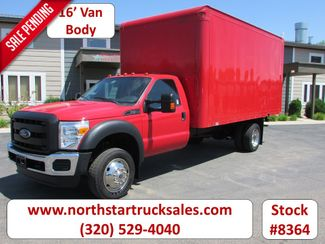 2014 Ford F-450 Van Body Truck in St Cloud, MN
