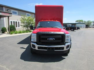2014 Ford F-450 Van Body Truck   St Cloud MN  NorthStar Truck Sales  in St Cloud, MN