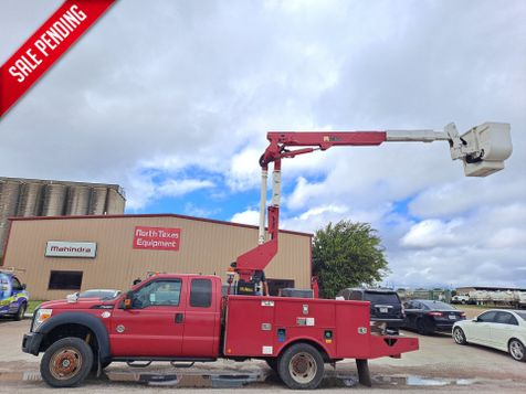 2014 Ford F-550 4X4 42' ARTICULATING & TELESCOPIC INSULATED 4 DOOR BUCKET TRUCK in Fort Worth, TX