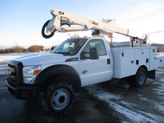 2014 Ford  F-550 4X4 BUCKET BOOM TRUCK Lake In The Hills, IL