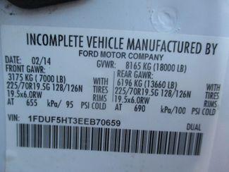 2014 Ford  F-550 4X4 BUCKET BOOM TRUCK Lake In The Hills, IL 32