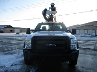 2014 Ford  F-550 4X4 BUCKET BOOM TRUCK Lake In The Hills, IL 7
