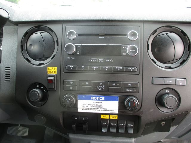 2014 Ford F-550 4X4 BUCKET TRUCK XLT Lake In The Hills, IL 15