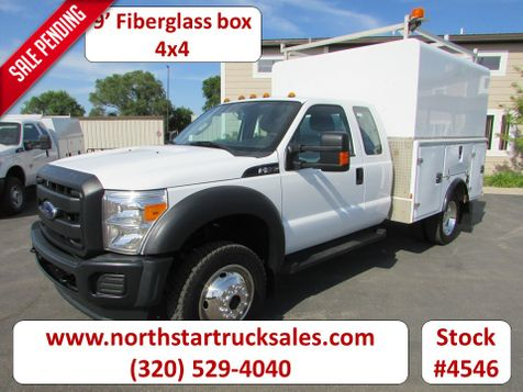 2014 Ford F-550 4x4 Service Utility Truck  in St Cloud, MN