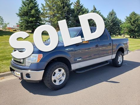 2014 Ford F150 4WD Supercrew XLT 5 1/2 in Great Falls, MT