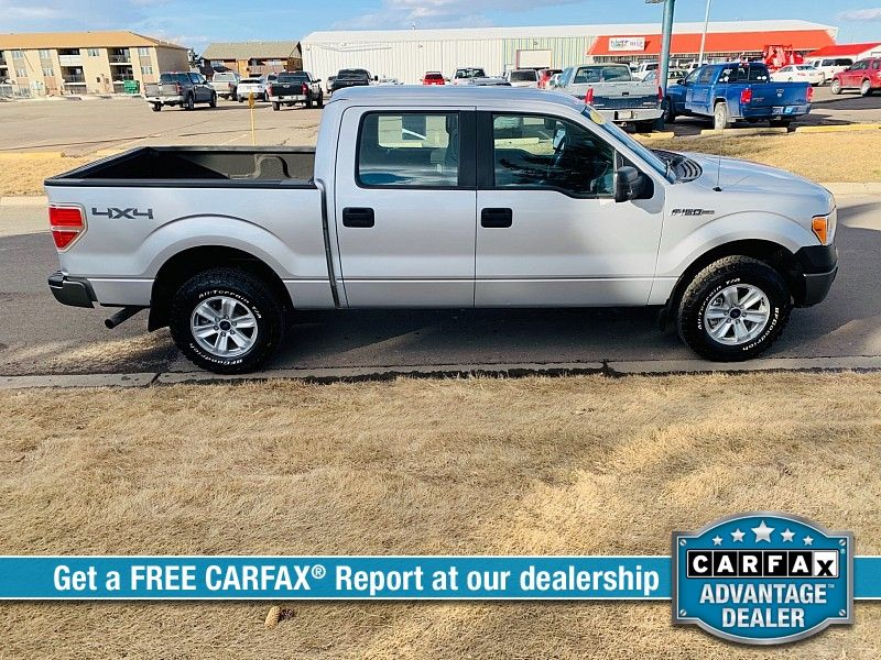 2014 Ford F150 4WD Supercrew XL 5 12  city MT  Bleskin Motor Company   in Great Falls, MT