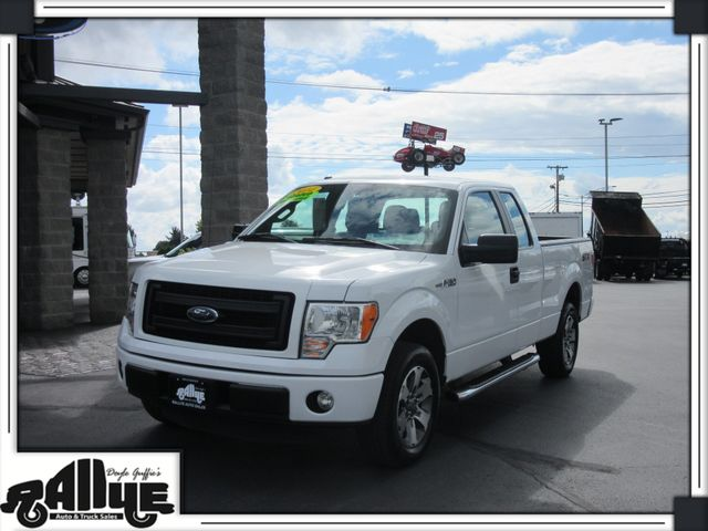 2014 Ford F150 STX Q/Cab 2WD in Burlington WA, 98233