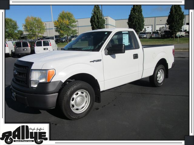 2014 Ford F150 XL in Burlington WA, 98233