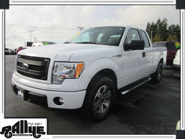 2014 Ford F150 STX Q/Cab in Burlington WA, 98233