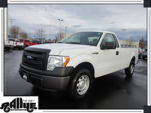 2014 Ford F150 XL in Burlington, WA 98233