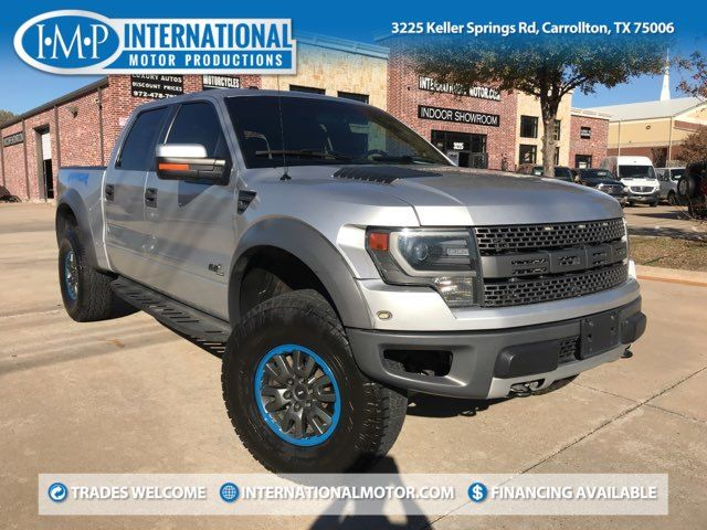 2014 Ford F150 SVT Raptor LUXURY
