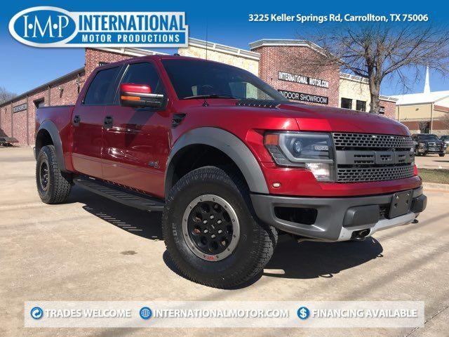 2014 Ford F150 SVT Raptor in Carrollton, TX 75006