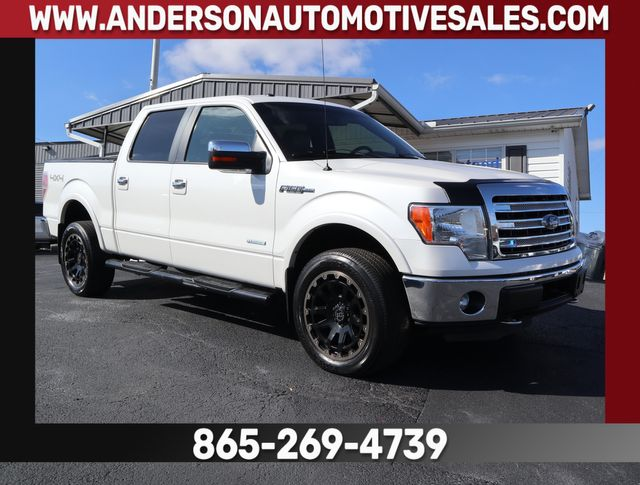2014 Ford F150 SUPERCREW in Clinton, TN 37716