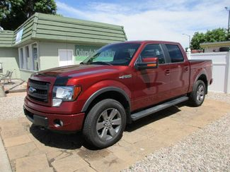 2014 Ford F-150 FX4 SUPERCREW in Fort Collins, CO 80524