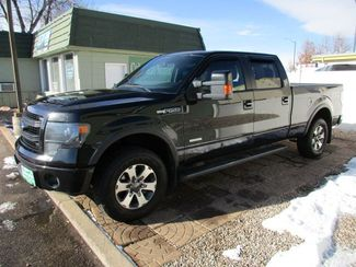 2014 Ford F-150 Super Crew FX/4 Off Road in Fort Collins, CO 80524