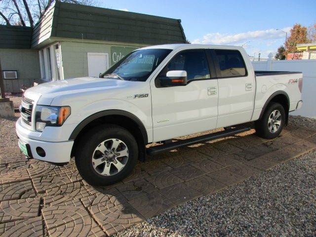 2014 Ford F150 FX4 ECO SUPERCREW