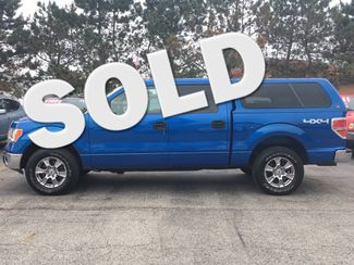 2014 Ford F150 XLT 4X4 SUPERCREW Ontario, OH