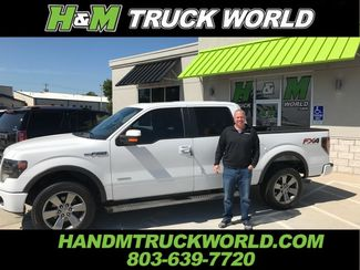 2014 Ford F150 FX4 in Rock Hill SC, 29730
