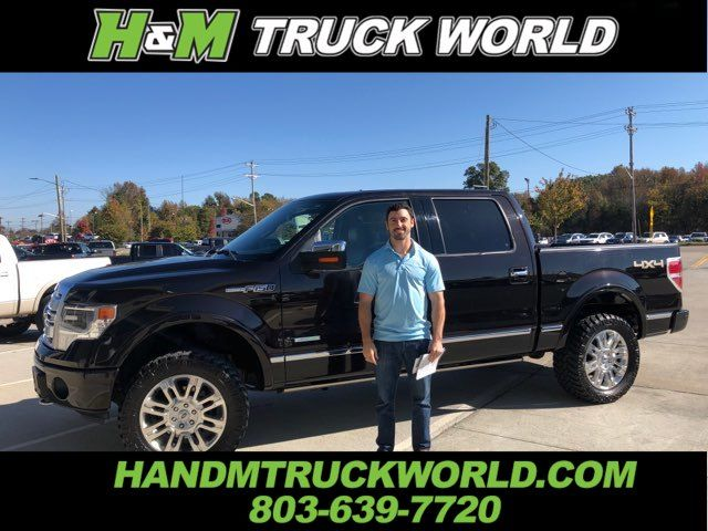 2014 Ford F150 Platinum 4X4 in Rock Hill SC, 29730
