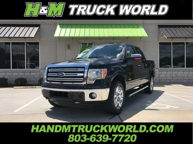 2014 Ford F150 Lariat 4X4 *ECOBOOST* LIKE NEW