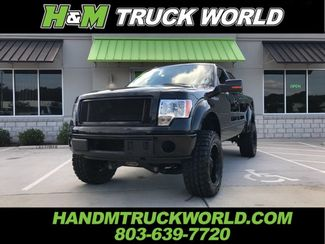 2014 Ford F150 Lariat 4X4 *6'' LIFT*20'' BLACK FUELS* MIDNIGHT ED in Rock Hill, SC 29730