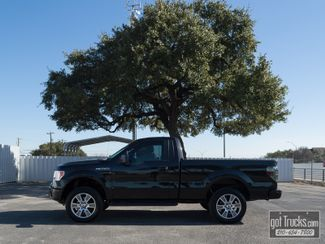 2014 Ford F150 Regular Cab STX 5.0L V8 4X4 in San Antonio Texas, 78217