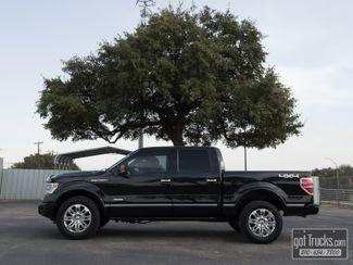 2014 Ford F150 Crew Cab Platinum EcoBoost 4X4 in San Antonio Texas, 78217