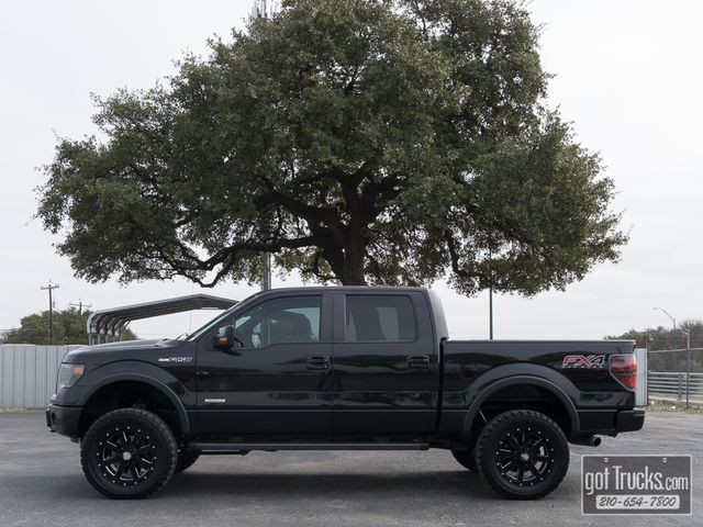 2014 Ford F150 Crew Cab FX4 EcoBoost 4X4