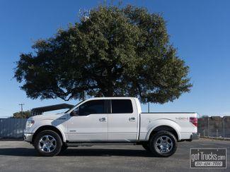 2014 Ford F150 Crew Cab Lariat EcoBoost 4X4 in San Antonio Texas, 78217