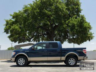 2014 Ford F150 Crew Cab Lariat 5.0L V8 4X4 in San Antonio Texas, 78217