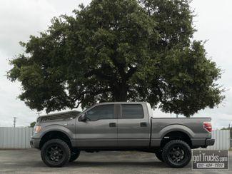 2014 Ford F150 Crew Cab XLT 5.0L V8 4X4 in San Antonio Texas, 78217