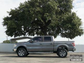 2014 Ford F150 Crew Cab XLT EcoBoost 4X4 in San Antonio Texas, 78217