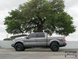 2014 Ford F150 Crew Cab Platinum EcoBoost 4X4 in San Antonio, Texas 78217