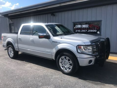 2014 Ford F150 Platinum in San Antonio, TX