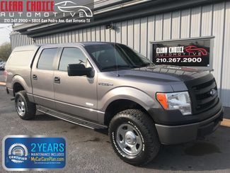 2014 Ford F150 XL  city TX  Clear Choice Automotive  in San Antonio, TX