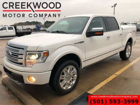 2014 Ford F-150 Platinum 4x4 Leather Nav Roof Chrome 20s 1 Owner in Searcy, AR
