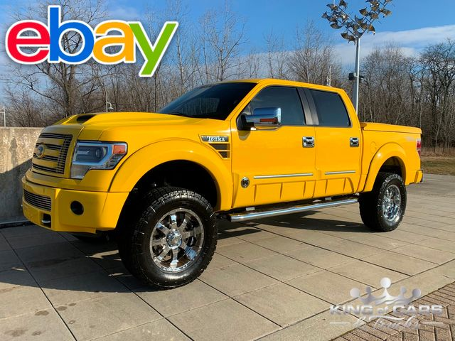 2014 Ford F150 Tonka Tuscany EDITION 4X4 ONLY 28K MILES (151 OF 500)