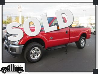2014 Ford F250 XLT 4WD 6.7L Diesel in Burlington, WA 98233