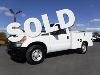 2014 Ford F250 Regular Cab 2wd with New 8' Knapheide Utility Bed in Lancaster, PA PA
