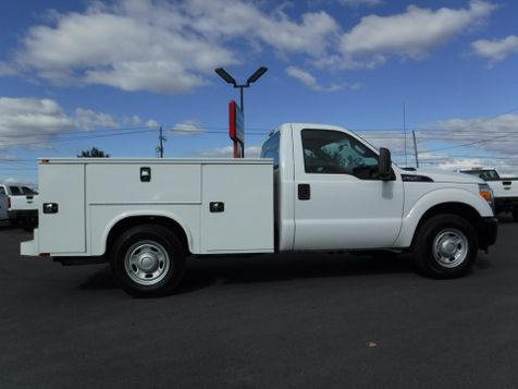 2014 Ford F250 Regular Cab 2wd with New 8' Knapheide Utility Bed in Ephrata, PA