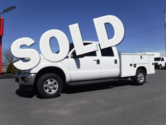 2014 Ford F250 Crew Cab XLT 4x4 with New 8' Knapheide Utility Bed in Lancaster, PA PA