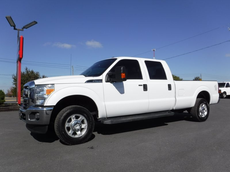 2014 Ford F250 Crew Cab Long Bed XLT 4x4 in Ephrata PA