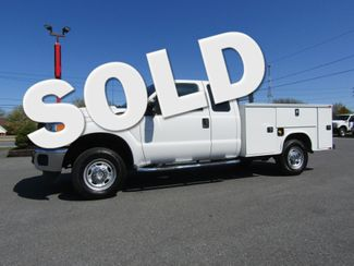 2014 Ford F250 Extended Cab 4×4 with New 8' Knapheide Utility Bed in Lancaster, PA PA