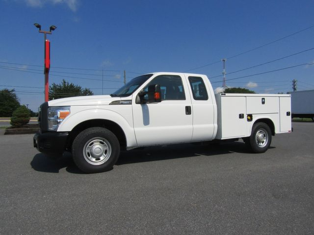 2014 Ford F250 Extended Cab 2wd with New 8' Knapheide Utility Bed