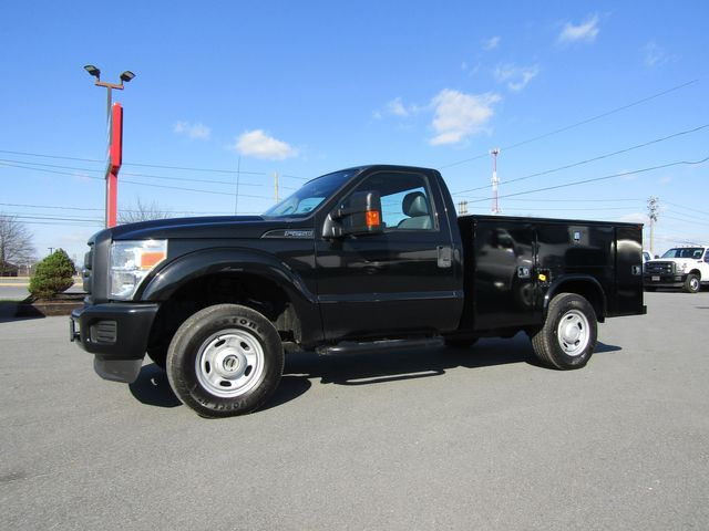 2014 Ford F250 Regular Cab 4x4 with New 8' Knapheide Utility Bed