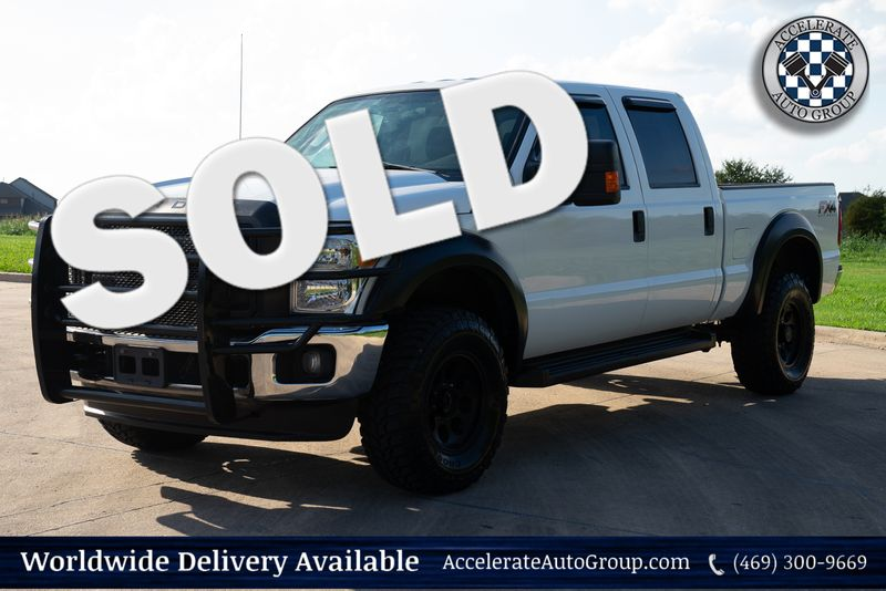 2014 Ford F250SD XL in Rowlett Texas