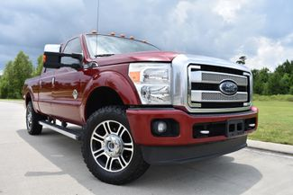 2014 Ford F250SD Platinum Walker, Louisiana 4