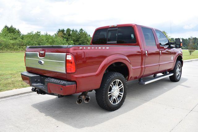 2014 Ford F250SD Platinum Walker, Louisiana 7