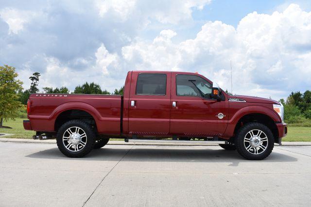 2014 Ford F250SD Platinum Walker, Louisiana 6