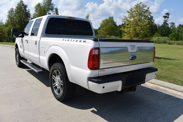 2014 Ford F250SD Platinum Walker, Louisiana 3